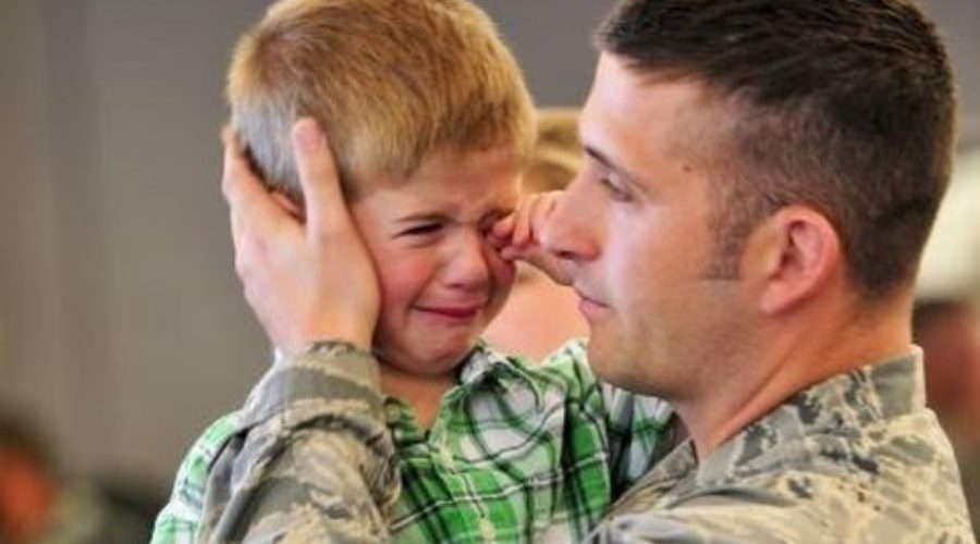 Soldiers Coming Home Emotional Compilation – Try Not To Cry